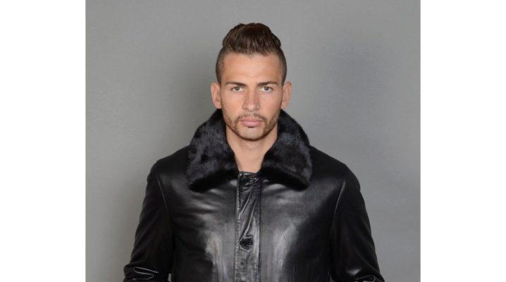 Зимові шкіряні чоловічі куртки – тренд цього року