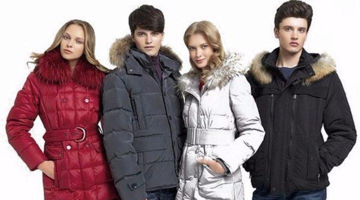 Куртки-пуховики для чоловіків, жінок і дітей