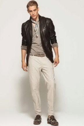 Класичні куртки для чоловіків
