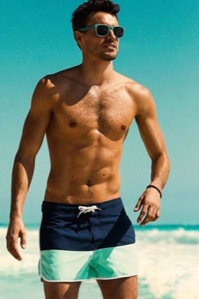 Чоловічі плавки-шорти – ефектний образ на пляжі!