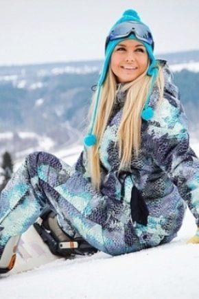 Гірськолижні костюми