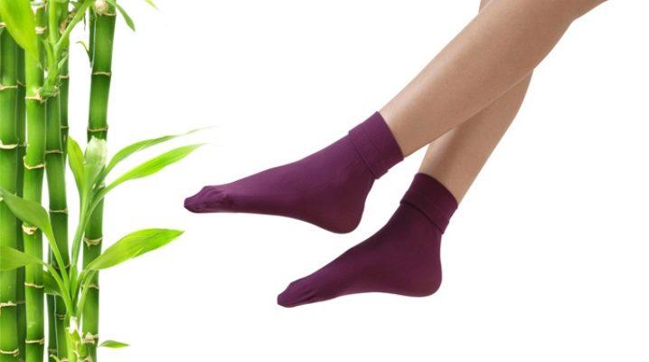 Бамбукові шкарпетки