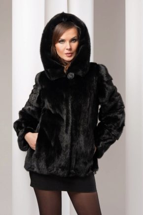 Куртка з норки – заповітна мрія кожної жінки