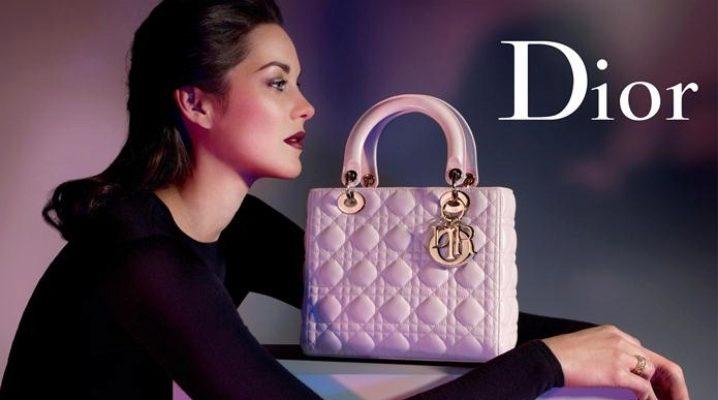 Сумки від Сhristian Dior 2018 року