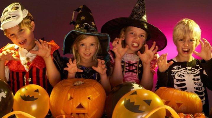 Який костюм одягнути на Хеллоуїн дитині?