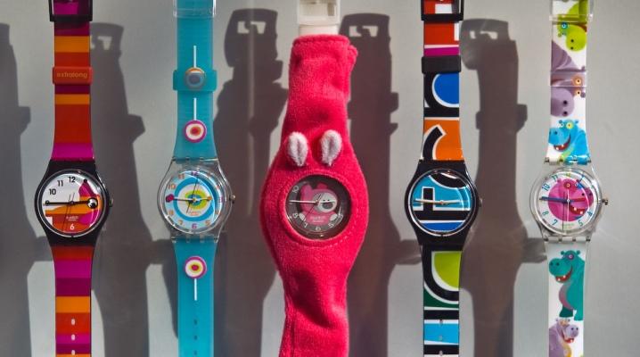 Дитячі наручні годинники