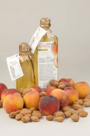 Персикове масло для вій