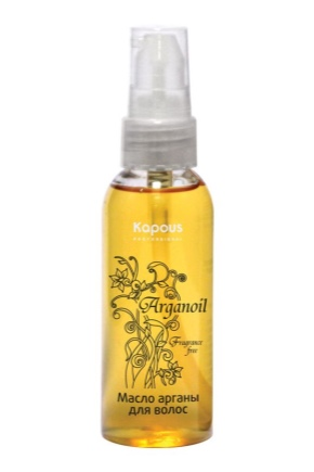 Масло аргана для волосся Kapous Arganoil