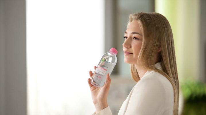 Міцелярна вода: яку краще вибрати