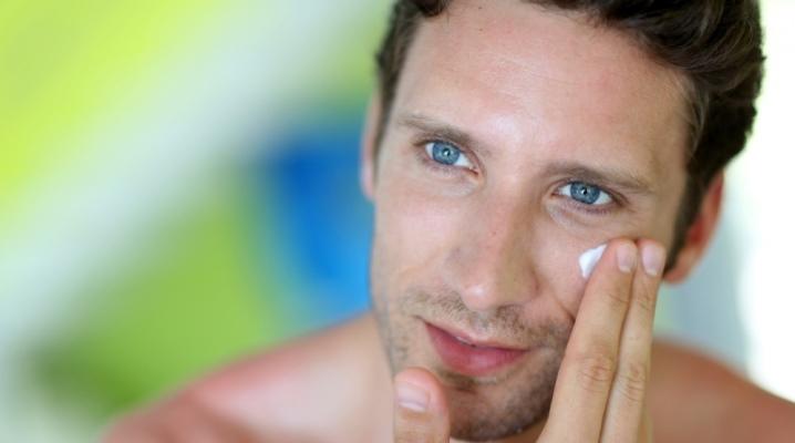 Крем після гоління з вітамінами F і E
