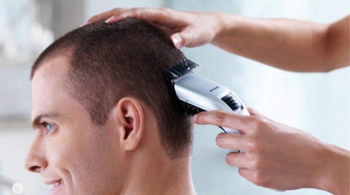 Насадки на машинку для стрижки волосся
