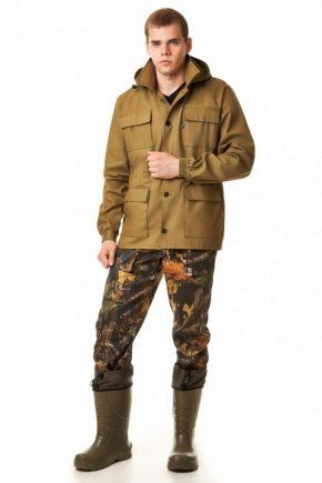 Куртка-штормовка: особливості моделі