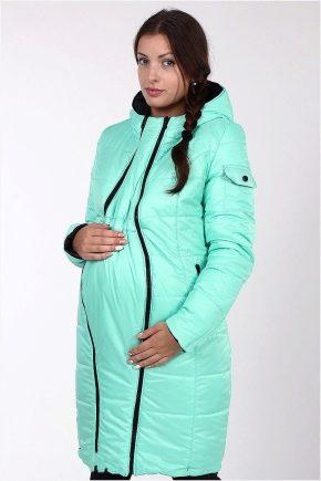 Куртки для вагітних: що потрібно знати?