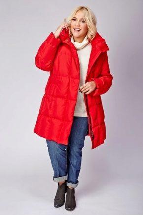 Чоловічі і жіночі куртки великих розмірів сезону осінь-зима