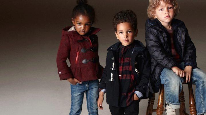 Стильні куртки для хлопчиків і дівчаток сезону весна-осінь 2018 року