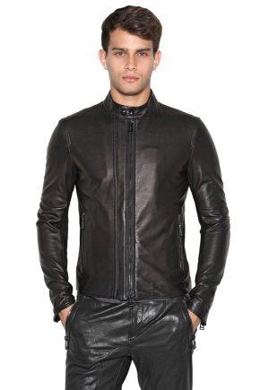 Чоловічі куртки з натуральної шкіри