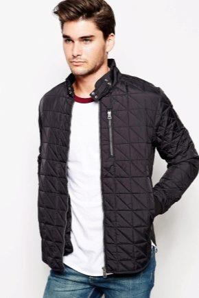 Стьобана чоловіча куртка – стиль та якість