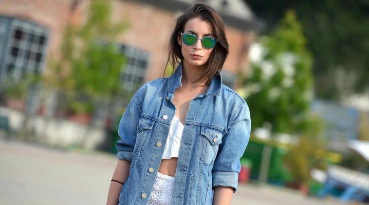 Які джинсові куртки в моді 2018 року