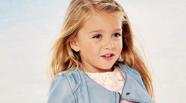 Дитяча джинсова куртка: зручно і практично