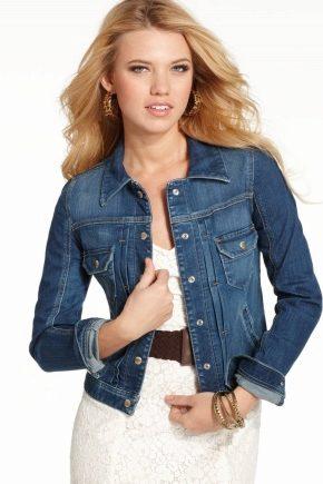 З чим носити коротку джинсову куртку?