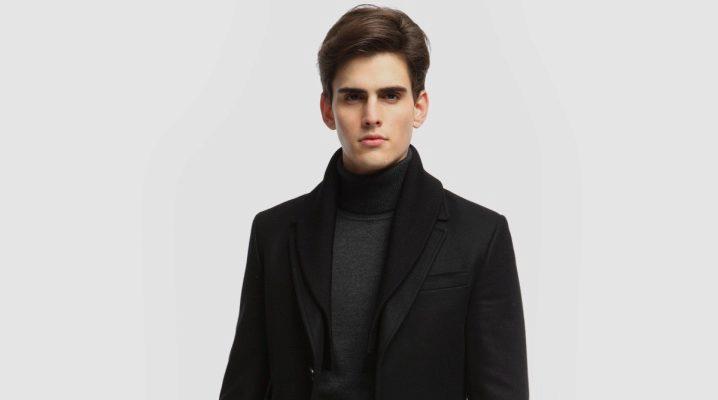 Модні чоловічі пальто