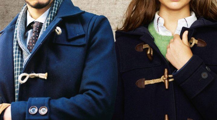 Англійське пальто дафлкот