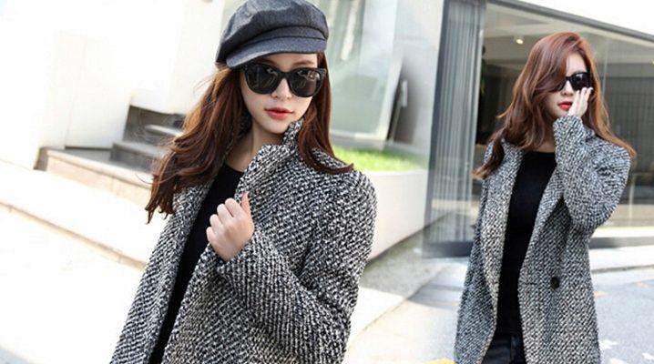 Сіре пальто і з чим його носити