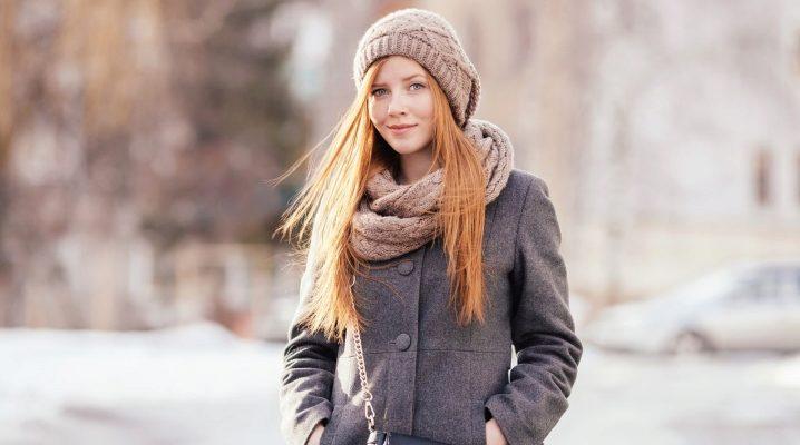 Як красиво зав'язати шарф на пальто?