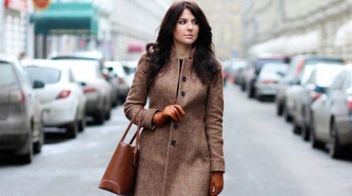 Фасони і моделі пальто 2018 для жінок