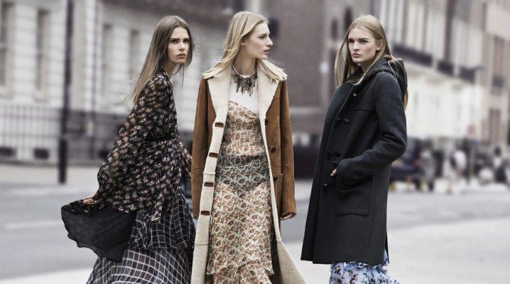 Жіночі пальта від Zara