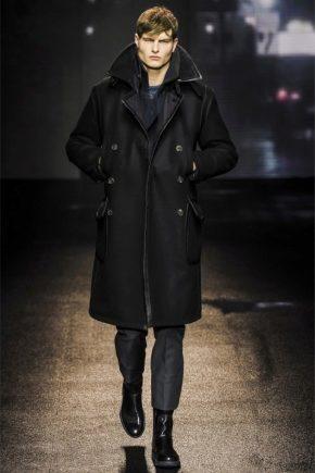 Чоловіче зимове пальто