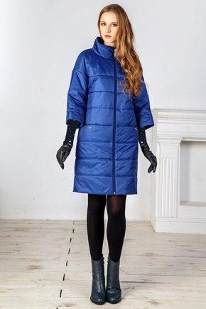 Жіноче пальто на синтепоні