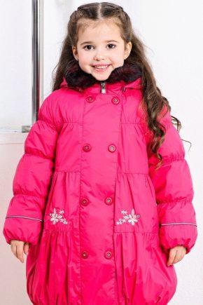 Пальто Kerry і Kerry Lux для дівчинки