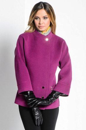 Коротке пальто жіноче