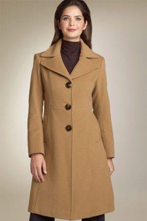 Класичне пальто жіноче