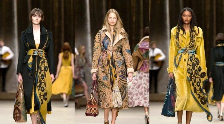 Жіночі пальта від фірми Самос