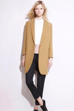 Жіноче пальто-піджак