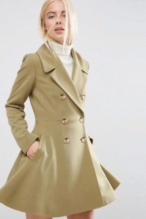 Приталене пальто жіноче