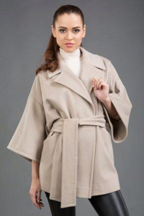 Жіночі пальта-кімоно