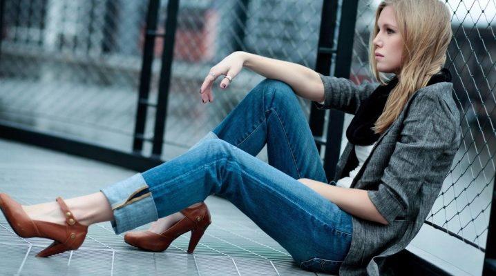 Мода на джинси
