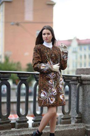 Модні жіночі пальта з валяної вовни