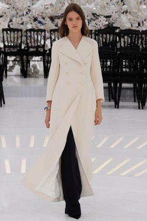 Жіночі пальта від відомих брендів
