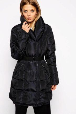 Жіноче стьобана пальто на синтепоні – універсальна річ!