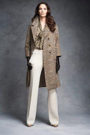 Пальто фабрики Трифо
