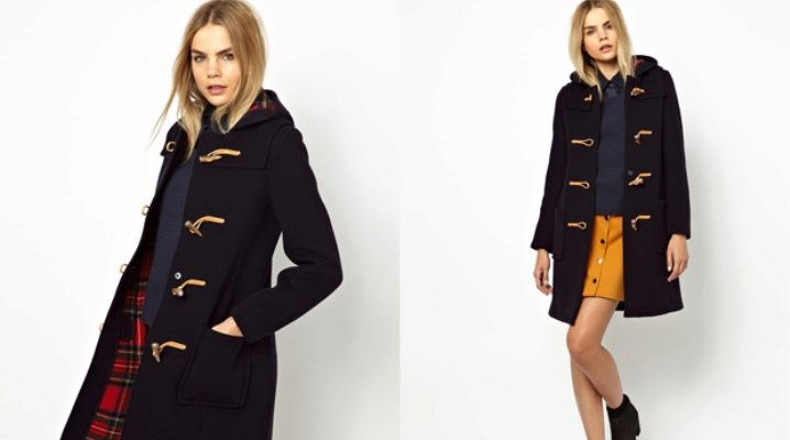 Жіноче пальто у спортивному стилі