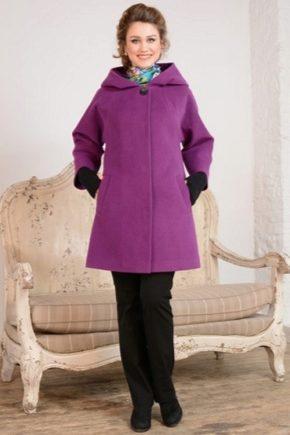 Пальто від фабрики «Симпатика»
