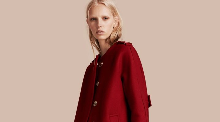 Пальто від Burberry