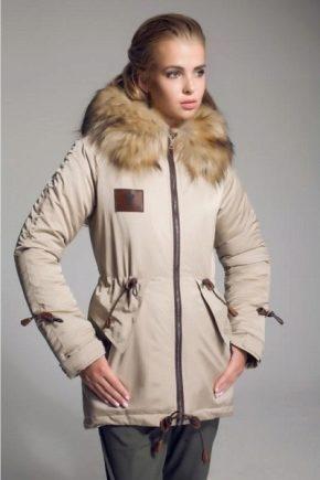 З чим носити куртку-парку?