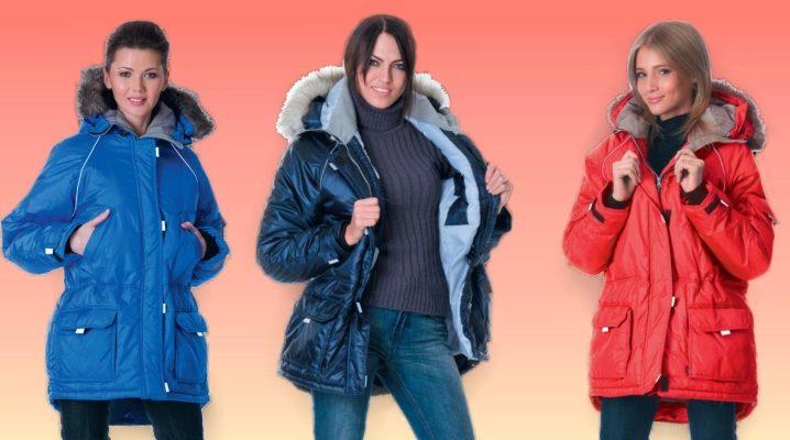 Куртка-парку «Аляска»