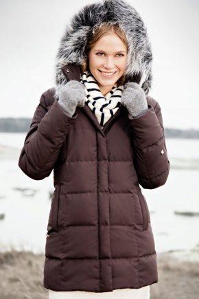 Фінські, шведські і канадські пуховики 2018